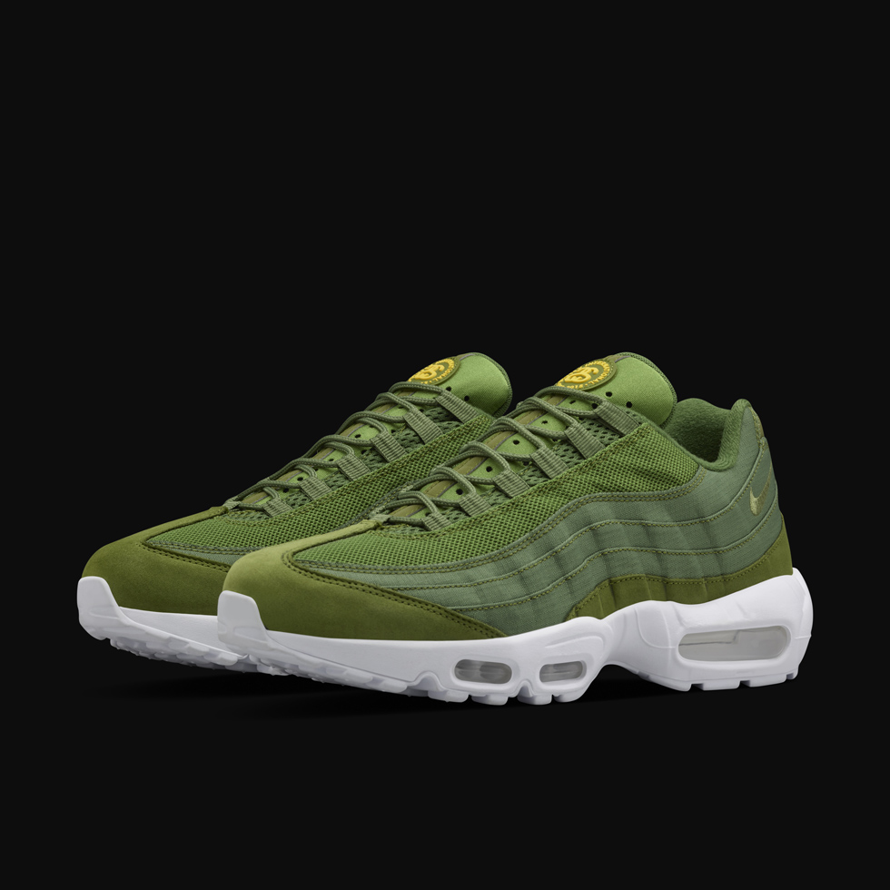 Cheap Nike Air Max 95 Ultra Cargo Khaki 857910 300