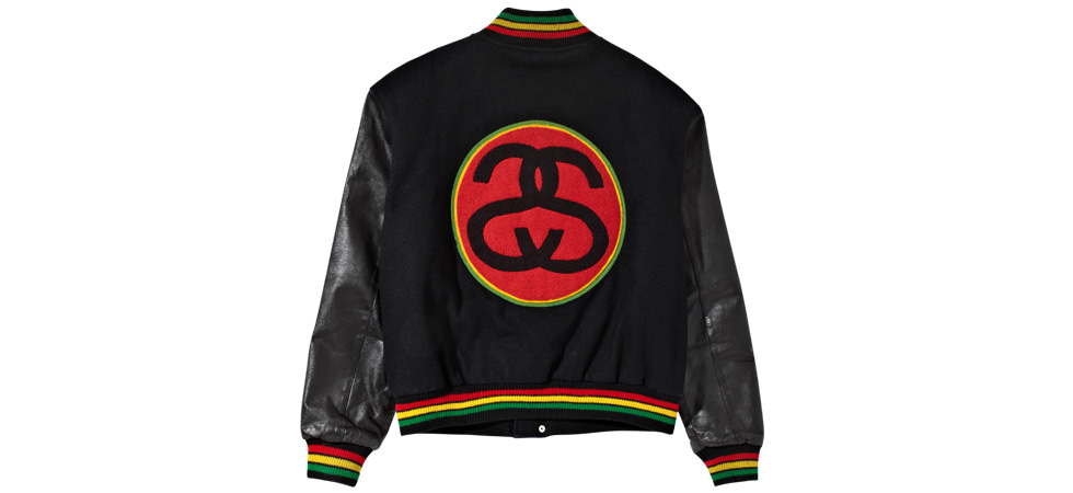 One Love Varsity Jacket