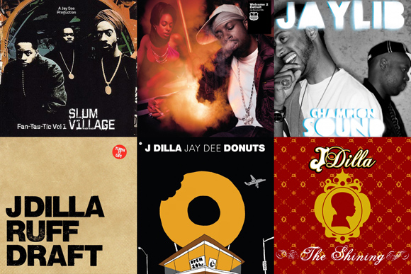 J DILLA FAVORITES