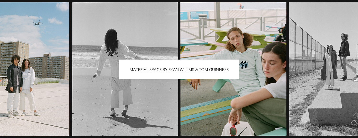 Material Space by Ryan Willms & Tom Guinness