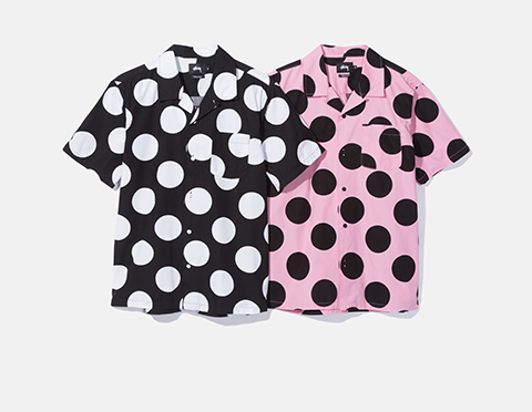 Stüssy Mens Shirts