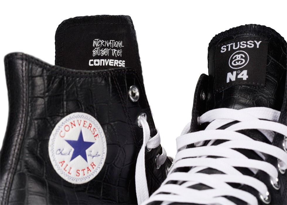Stüssy for Converse Chuck Taylor All Star Hi