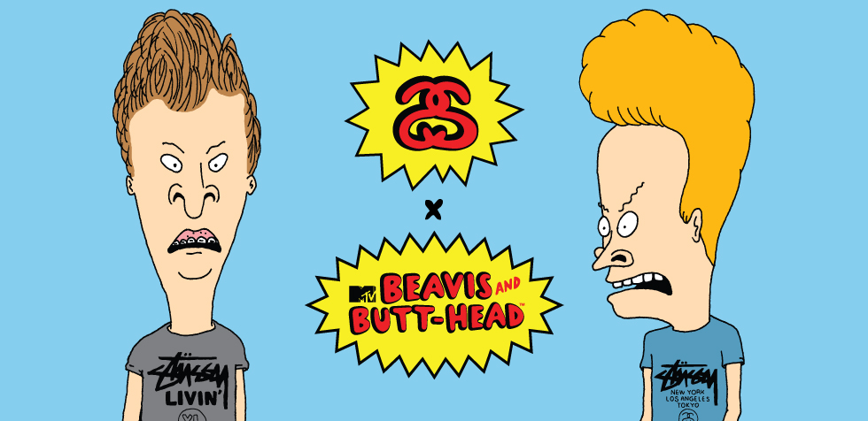 Top 50 Beavis and Butthead Quotes | Stussy | Official Website USA