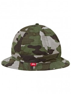 Summer Camo 6 Panel Bucket Hat
