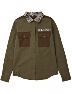 Army Denim Shirt