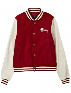 Crown Varsity Jacket