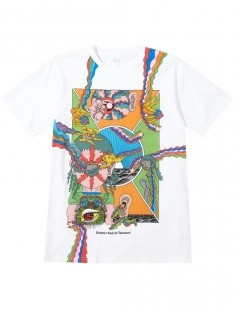 Authentic Keiichi Collage Tee