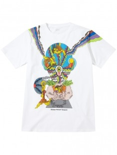 Authentic Keiichi Statue Tee