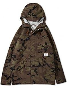 Stussy by Holden M-51 Fishtail Jacket