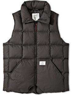 Stussy by Holden Packable Down Vest