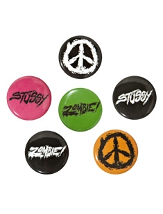 Zombies Button Pack