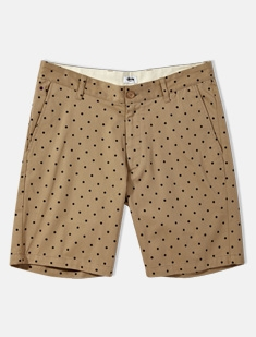 Deluxe Gramps Polka Dot Short