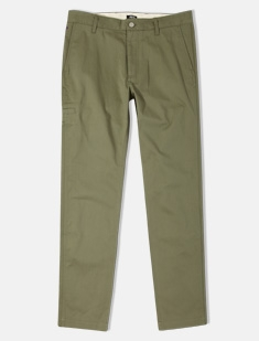 Deluxe 5 Pocket Twill Pant