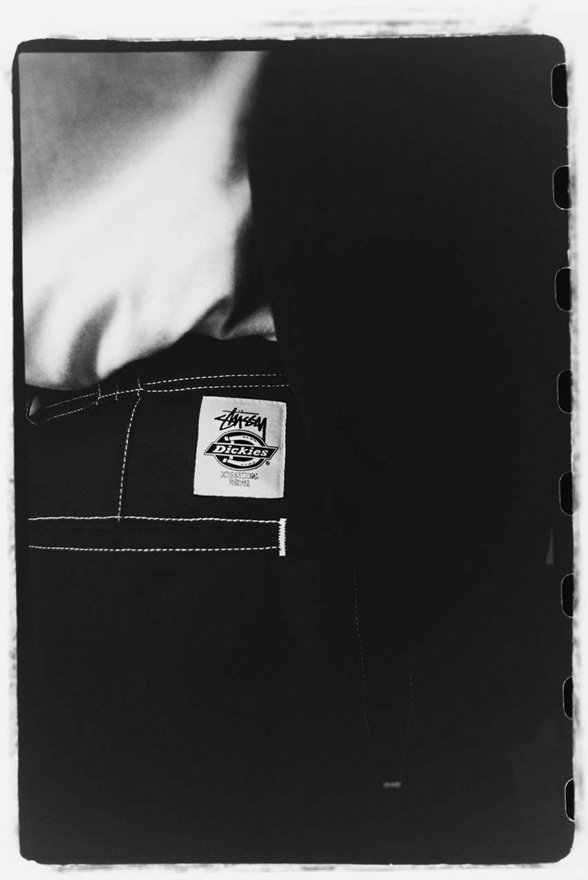Stussy Dickies5-fixed