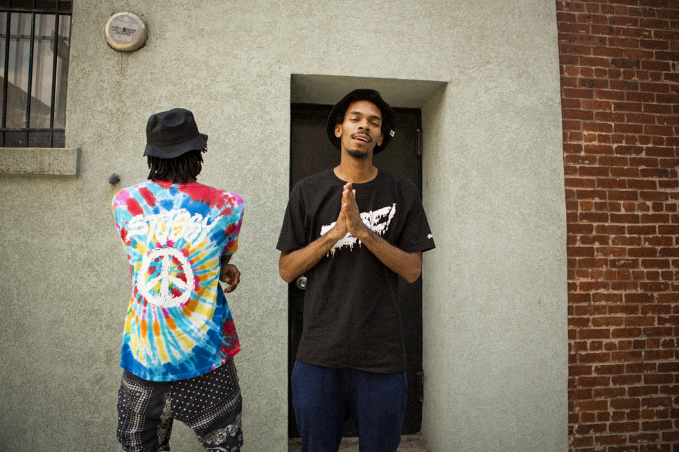 Stussy_flatbush_zombies_shirt_bucket_hat